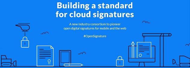 Protocolos y especificaciones técnicas para firma en la nube publicadas por el CloudSignatureConsortium